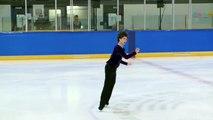 Mitchell Gordon - CAN  Short Program