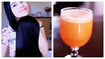 Carrot Challenge for Fast Hair Growth and Healthy Skin-How I Am Going To Do It