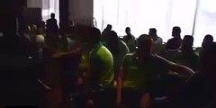Les joueurs de la sélection Mexicaine piègent leur entraîneur Tuca Ferreti