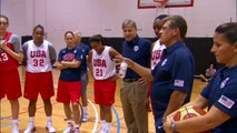 All-Access: 2013 USA Basketball Womens National Team Mini-Camp