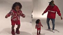 Chris Brown & Royalty' 1st Official Dance Video | Photoshoot