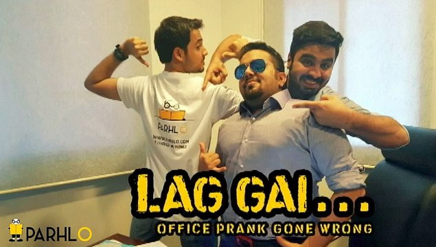 Office Prank Gone Wrong!!!