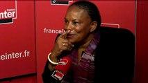 """Christiane Taubira à Augustin Trapenard : """"Vous pourrez vous coiffer la prochaine fois"""""""