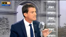 """Valls sur Air France: """"Si les pilotes n'assument pas leurs responsabilités, alors c'est le plan B"""""""