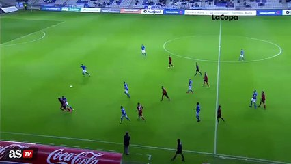3ª ronda Copa Rey 15/16 Oviedo 2-Mirnades 3 - Vídeos de Los partidos del Real Oviedo