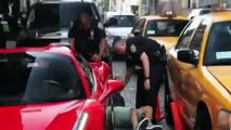 Arrest of a Saudi Prince in New York City