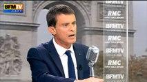 """Valls sur l'Arabie Saoudite: """"Est-il indécent de se battre pour notre économie, nos emplois?"""""""
