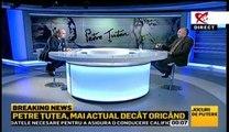 2/2 - MARIAN MUNTEANU la Rares Bogdan despre PETRE TUTEA, cu filmari document