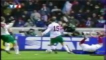 But Kostadinov France-Bulgarie 1993