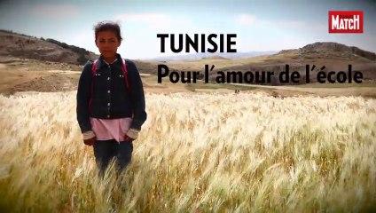 Tunisie, pour l'amour de l'école