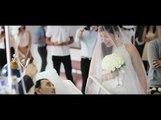Il commuovente video del matrimonio 10 ore prima di morire