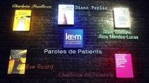 """Mur d'images des ouvrages sélectionnés et lauréats des prix """"Paroles et Talents de patients 2015"""""""