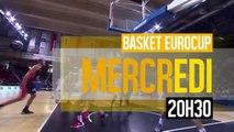 Bande Annonce Venise:Sluc Nancy - EuroCup
