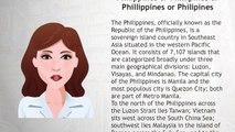 Philippines or Phillipines or Phillippines or Philipines