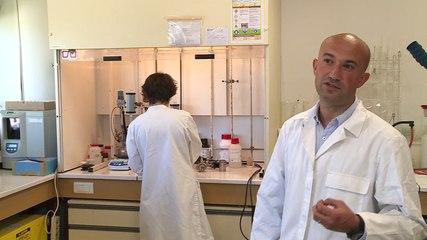 Chimie Verte : rencontre avec un chercheur (en HD)