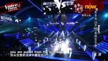 香港官方《中國好聲音》第四季 ||Gin Lee 李幸倪《Angel》