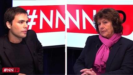 """Michèle Cotta : """"Juppé n'est pas plus inexpérimenté que Sarkozy"""""""
