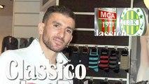Koceila Berchiche donne ses impressions avant le Classico MC Alger - JS Kabylie