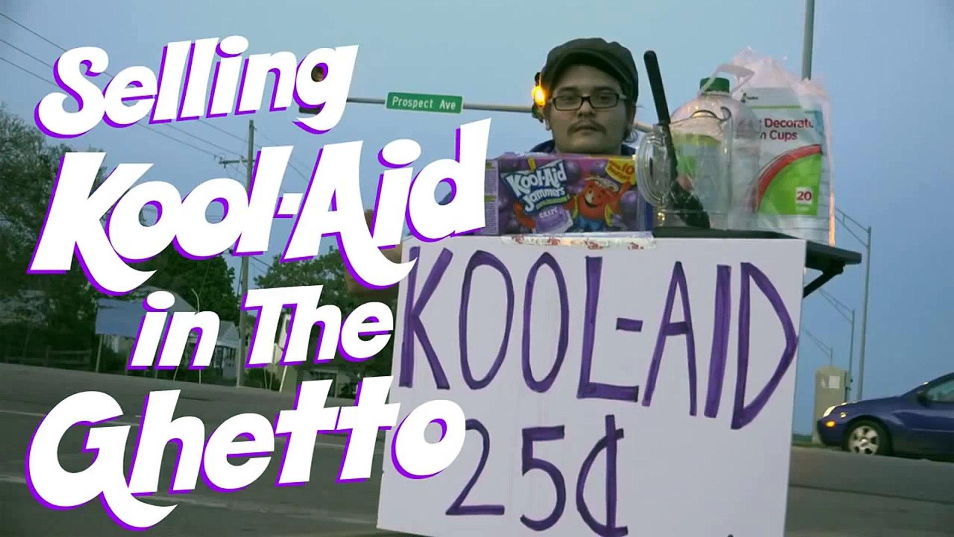 Selling Kool Aid (Pranks in the Hood) PRANKS GONE WRONG Funny Pranks Best Pranks 2014