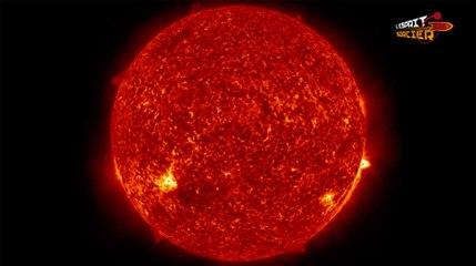 Ailleurs c'est comment - L'atmosphère du Soleil