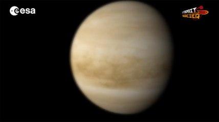 Ailleurs c'est comment - L'atmosphère de Vénus