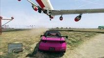 Best Airplane Take Off Crashes (GTA 5) Episode 11