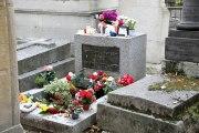 Stars des cimetières 2 - Jim Morrison