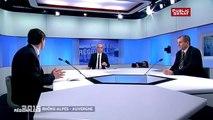 Rhône-Alpes-Auvergne - Régionales 2015 (15/10/2015)