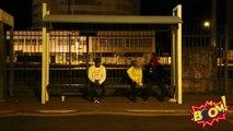 PEGADINHA: Tiro no ponto de ônibus (Bus stop sniper Prank)