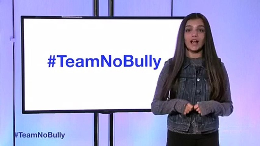Victoria Dennis and Hot97 for #TeamNoBully