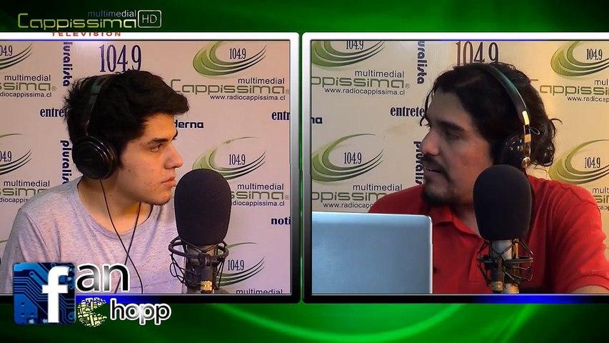FANCHOPP PROG. 14 - CAPPISSIMA MULTIMEDIAL TV HD