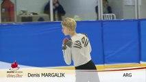 Denis MARGALIK - ARG Free Skate
