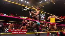 WWE NXT October 14, 2015 NXT Championship No. 1 Contender's Battle Royal