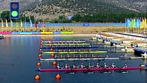USA Mens Eight - Athens 2004 Olympic Champions   Rowing Week