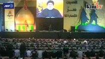 Hezbollah sokong 'intifada ketiga' di Palestin