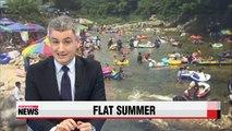 Sluggish economy hits Korea's tourism industry this summer: poll