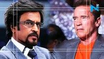 "Arnold Schwarzenegger to play the villain in Rajini's ""Enthiran 2"""