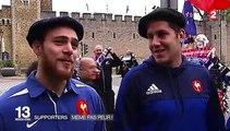Coupe du monde : les supporters français rêvent de l'exploit