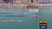 Top 5 closest Olympic Rowing finishes | Rowing Week