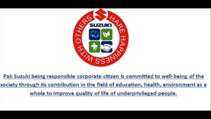 Pak Suzuki Resource | Learn About, Share and Discuss Pak Suzuki At