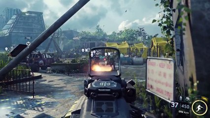Call of Duty Black Ops 3 - Tactical Abilities Trailer