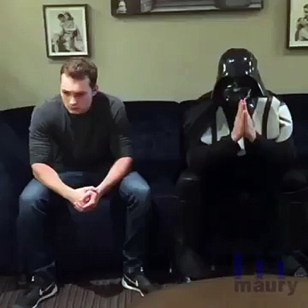 Darth Vader on The Maury Show VINE