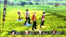 The Legend of Heroes  Trails of Cold Steel - XSEED Games Fall Preview Event Gameplay