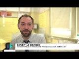 Destination Francophonie #124 - le BRONX bonus 3 Benoit Le Devedec