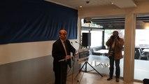 Jean-Yves Le Drian annonce sa candidature pour être président de la Bretagne