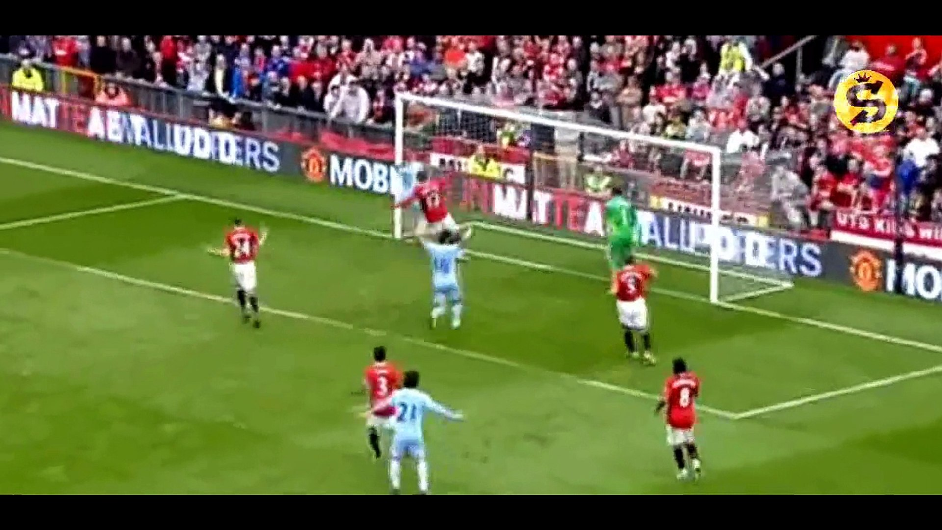 Memorable Match ► Manchester United 1 vs 6 Manchester City - 23 Oct 2011 | English Commentary