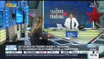 Les Talents du Trading, saison 4: La liste des candidats sélectionnés a été dévoilée – 16/10