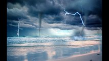 The strongest lightning in the world ever Bruxelles ice fires Storm tornado flooding Europ