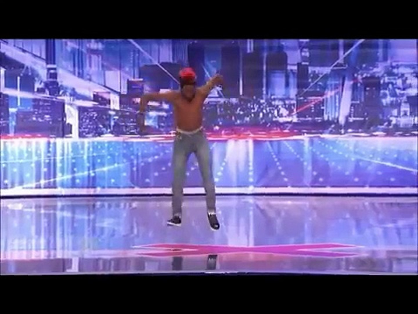 Безумный танцор!!! America's Got Talent Audition - Amazing dance - Turf HQ