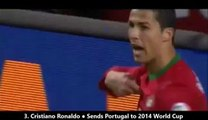 Best Football Goals - Christiano Ronaldo for Portugal
